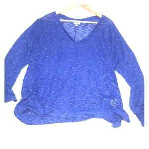 Royal blue Old Navy light sweater